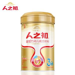 人之初 金加力3段幼儿配方奶粉 益生菌配方 900g罐